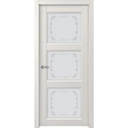 Межкомнатная дверь Е1 стекло 4