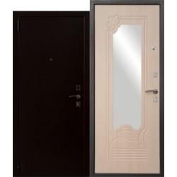 Входная дверь Зеркало Лайт